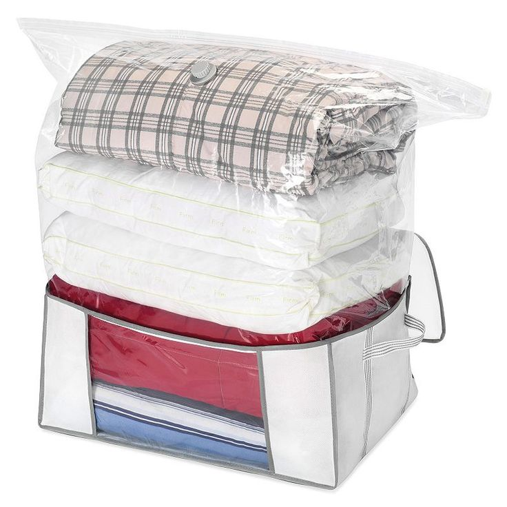 Whitmor Spacemaker Vacuum Storage Bag