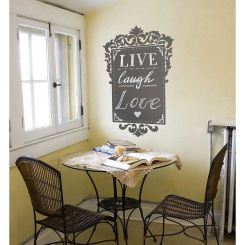 Best 25+ Chalkboard paint walls ideas on Pinterest ...