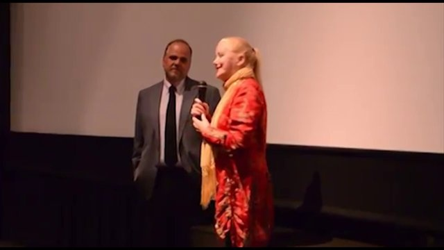 Ben 10 (Starring John Dimaggio), Creator Duncan Rouleau speaks at Ray Bradbury Legend Award