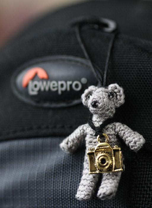 Mr Pic tiny bear, £8.00