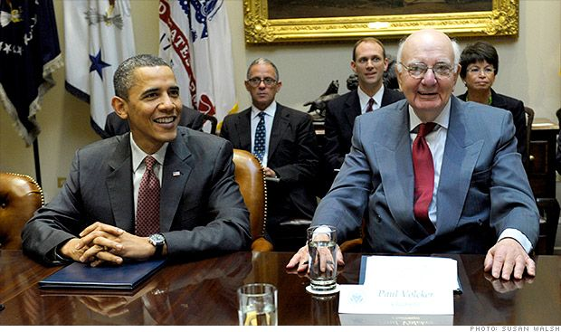 'Volcker rule' finally at finish line
