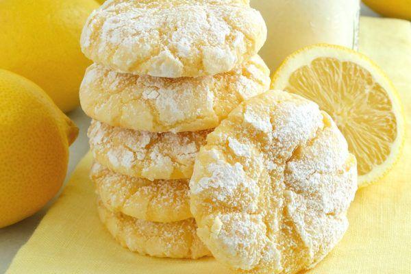 Lemon Butter Cookies Best Ever From Scratch