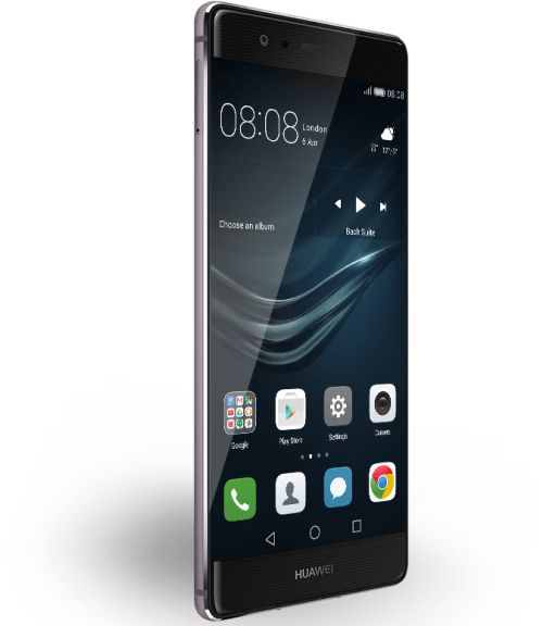 Huawei P9 comes with 3/4GB of RAM and 32/64 GB of internal storage. It is powered by 1.8GHz octa-core HiSilicon Kirin 955 processor. It is running on Android v6.0 operating system Marshmallow with a Li-Ion 3000mAh non-removable battery