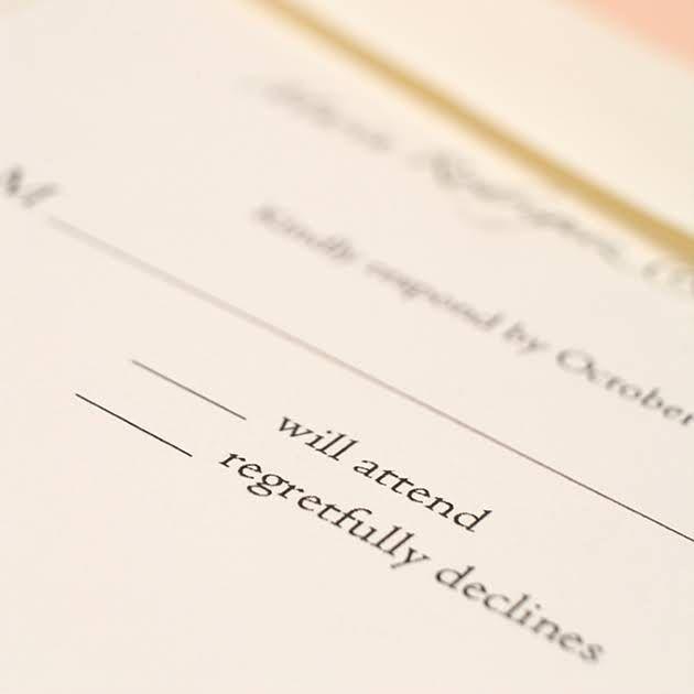 17 Best Ideas About Wedding Guest Etiquette On Pinterest