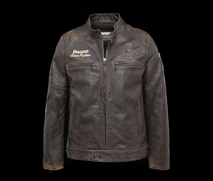 Blauer USA - Leather Jacket
