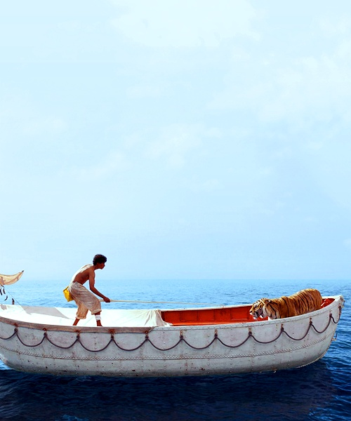 life of pi. amazing movie.