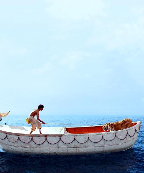 life of pi. amazing movie.