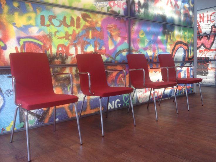 Wings #officechair #waitingchair by #emmegi