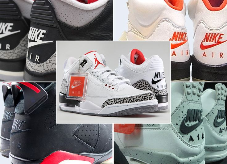 History of Air Jordan Retros with