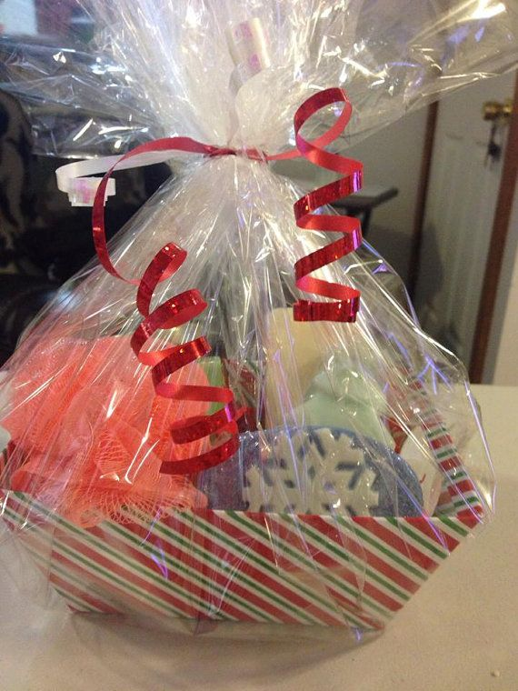 Holiday Luxury Gift Baskets Handcrafted Luxury Soaps Bath by Lehrs, $15.00