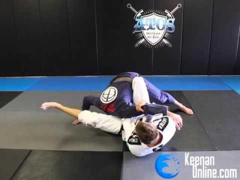 FLAVIO CANTO CHOKE WITH KEENAN CORNELIUS – Jiu Jitsu Style