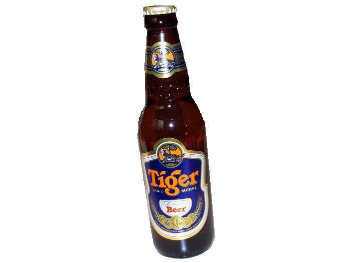 Tiger Beer - Bier - 24x330ml (1 Karton) - mit Pfand