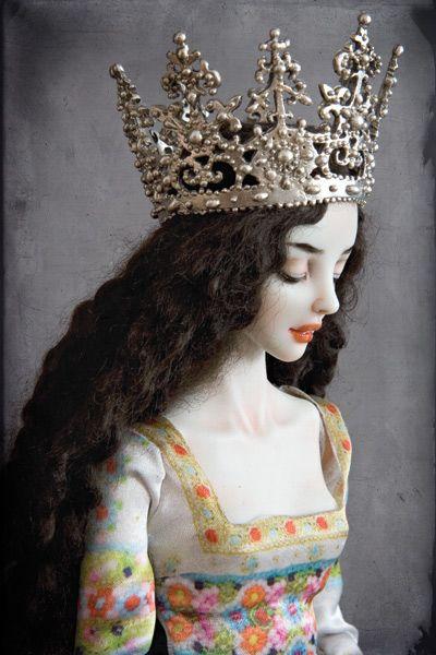 The Enchanted Doll by Marina Bychkova.