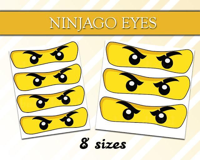 die 25 besten ideen zu ninjago augen auf pinterest  lego