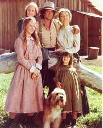 Little house on the prarie...I know everyone makes fun of me because I loved this show!