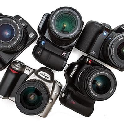 En İyi APS-C Sensörlü DSLR Kameralar