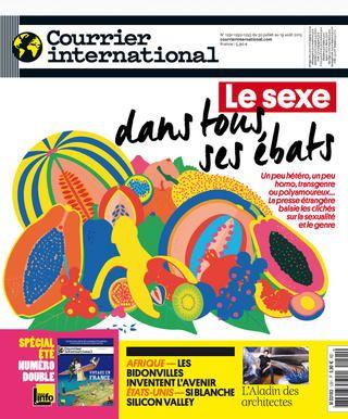 Courrier international N° 1291 - 30 juillet 2015