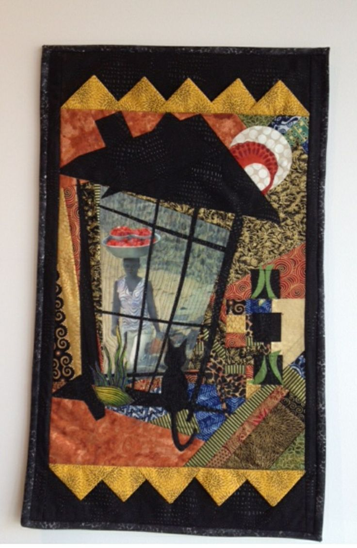 Quot The Windows Of My World Quot 2014 By Donna Chambers A Fane