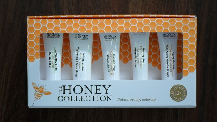 Gift pack, Travel kit or trial pack. Made with Active Manuka Honey.Great as a present!!! Five of our wonderful products in a trial size!!!