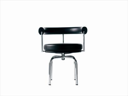 Le Corbusier + Charlotte Perriand + Pierre Jeanneret | 1928 | LC7 - Siège tournant, fauteuil |
