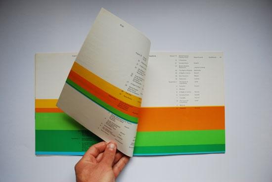 Munich 1972 Olympics Colour Palette - Otl Aicher
