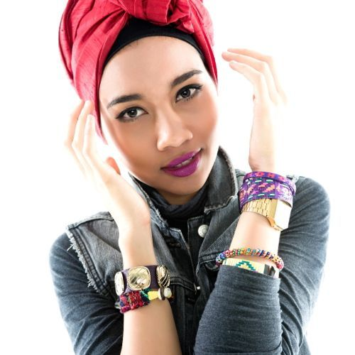 hair style with scarf 25 best ideas about yuna singer on turbans 3994