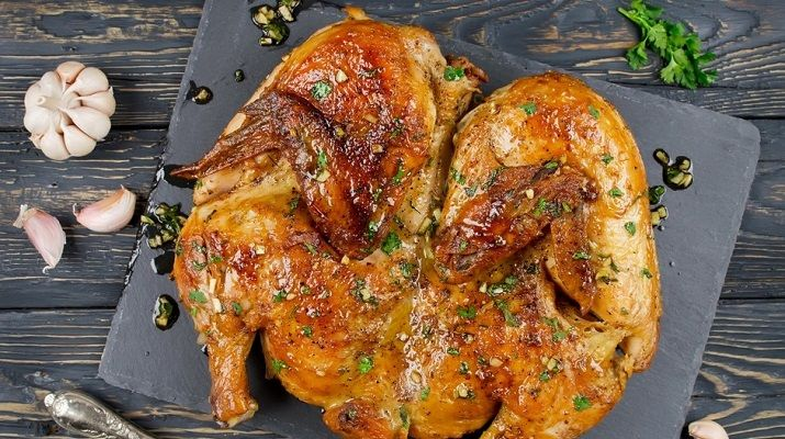 Такой вкусной курицы вы еще точно не пробовали!