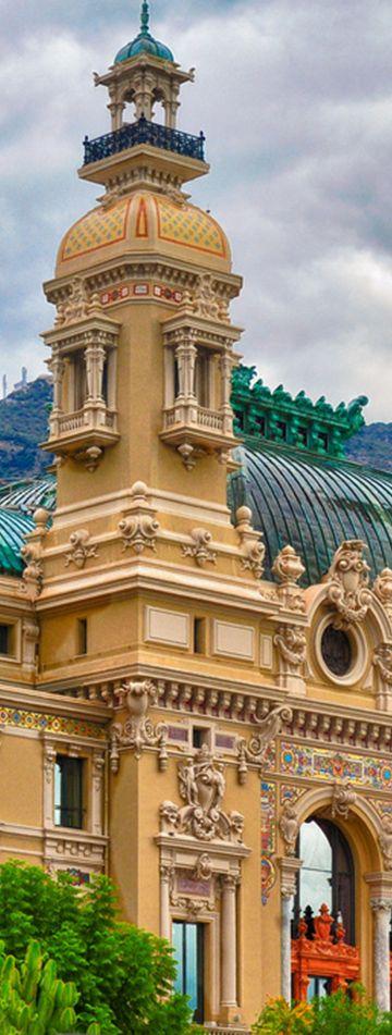Monte Carlo's Casino, Monaco