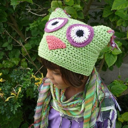 JIKEL - cool hat and hand made crochet items.