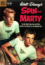"""Spin and Marty"" the after school TV show by Walt Disney in the 1950's"