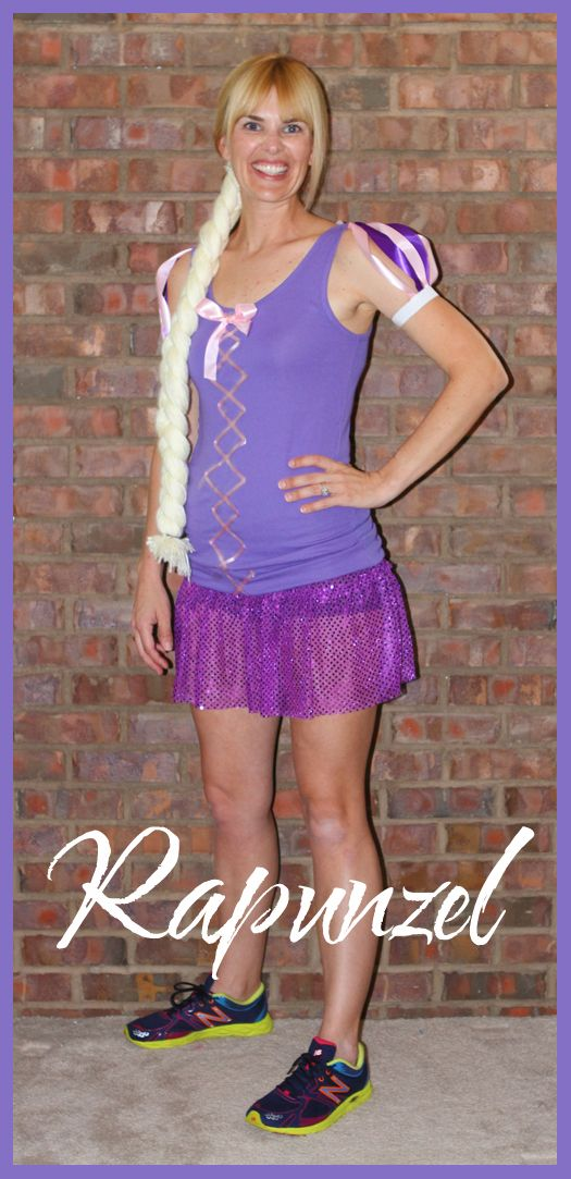 Run Like Hell costume?   princess-half-marathon-running-costume-rapunzel-runnning-costume