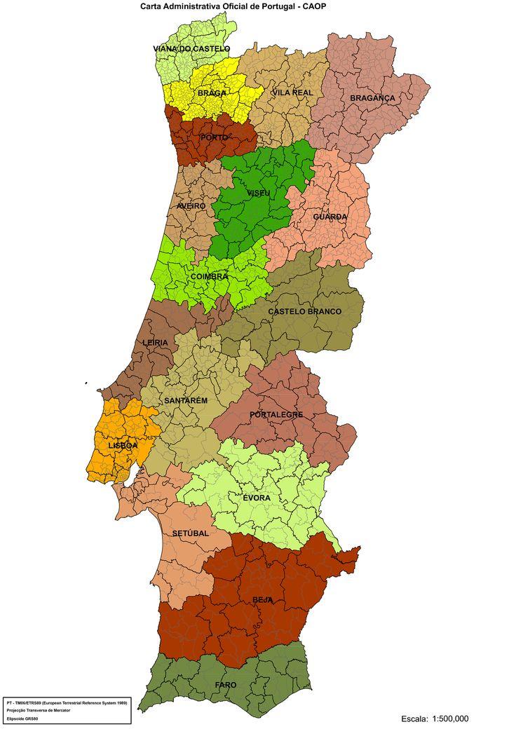 Thread Dos Mapas Page SkyscraperCity GO Maps Portugal - Michelin map portugal 733