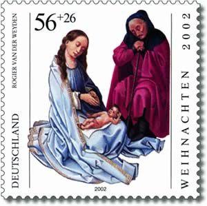 Stamp Germany 2002 MiNr2286 Weihnachten II.jpg