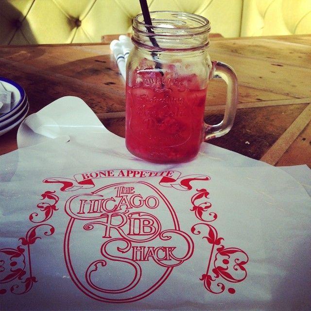 #chicagoribshack on Instagram kateg_59 The Chicago Rib Shack, Clapham. #ribs #clapham #london #100happydays #day58
