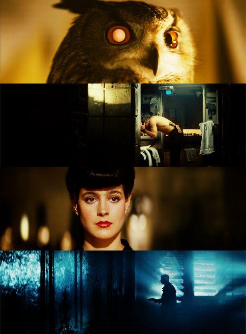 Blade Runner a film by Ridley Scott