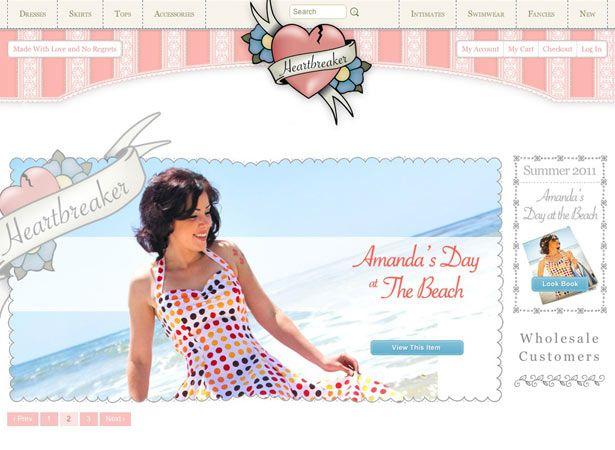30 e-commerce sites worth seeing | Webdesigner Depot