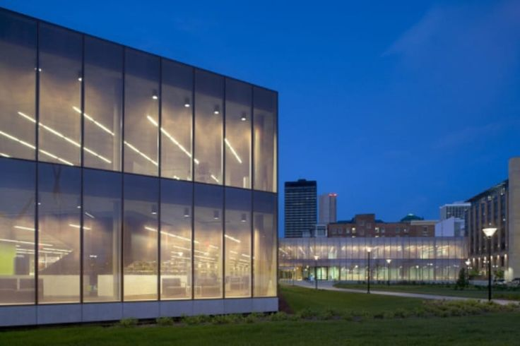 David Chipperfield Architects · Des Moines Public Library
