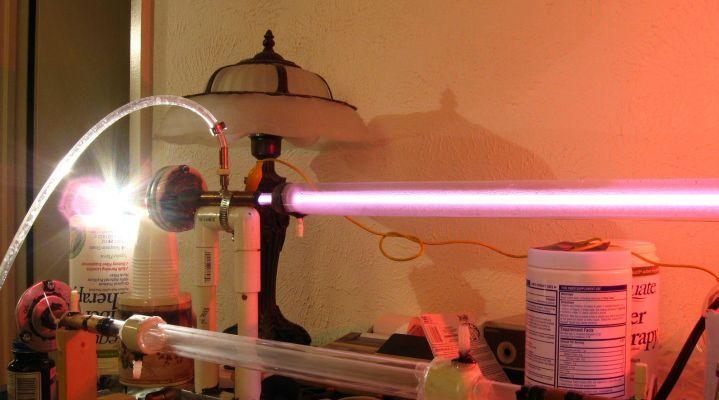Homemade CO2 laser