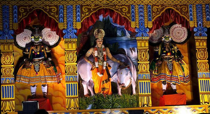 Tourist Attraction India: Onam Festival Images Kerala | temple