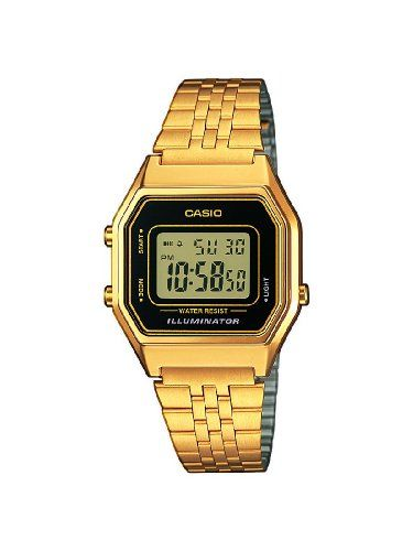 Women's Wrist Watches - Casio Retro LA680WEGA1ER Damen Womens Uhr Watch Montre Orologio Classic -- See this great product.
