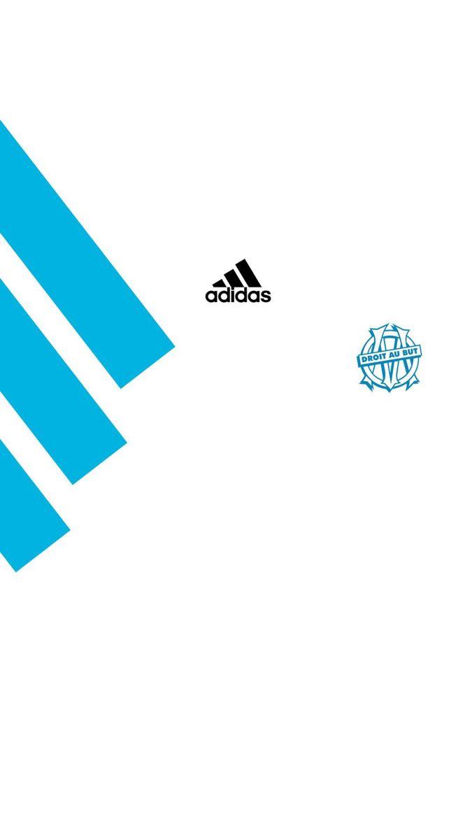 Olympique Marseille Wallpaper Em 2020 Camisas De Futebol Papel De Parede Adidas Futebol
