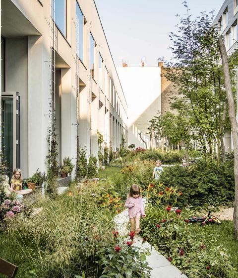 urban living ---> Wohnen in Gemeinschaft/ Ausstellung im DAM Frankfurt