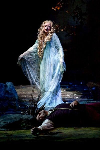 Renee Fleming as Rusalka at the Metropolitan Opera - Berkshire Fine Arts