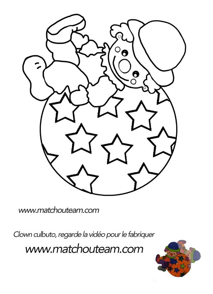 Clown+culbuto+MS+coloriage.jpg (1159×1600)