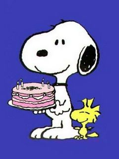 Happy Birthday from Snoopy and Woodstock