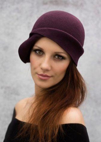 Клош (82 фото): что это за шляпка, с шарфом, с чем носить