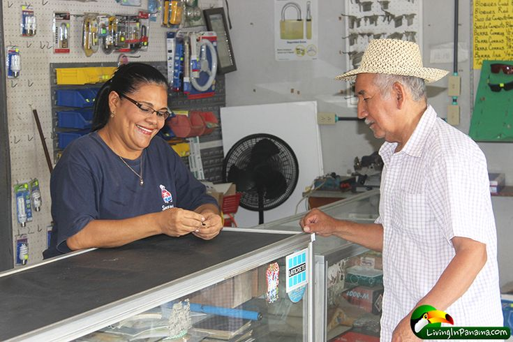 Puerto Armuelles boasts about a dozen hardware stores.This abundance of hardware storesis one of the things that makes life in Puerto Armuelles feel...