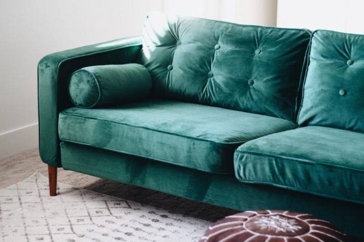 Velvet Sofa Covers Style Over Practicality We Don T Think So