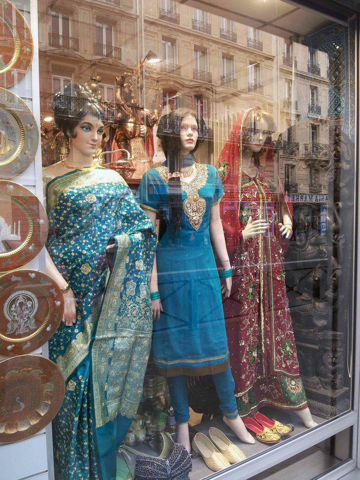 saris | Saris indiens