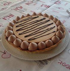 In cucina con Micol: Crostata moderna cioccolato e caramello
